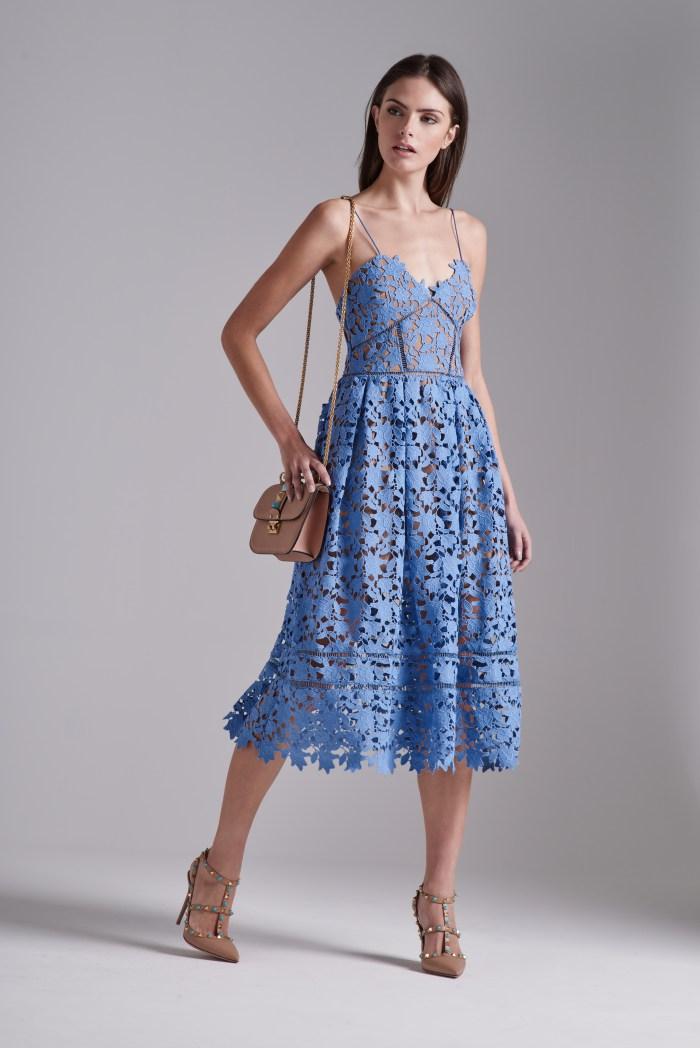 full circle dress with valentino rocketed shoes fashion photography