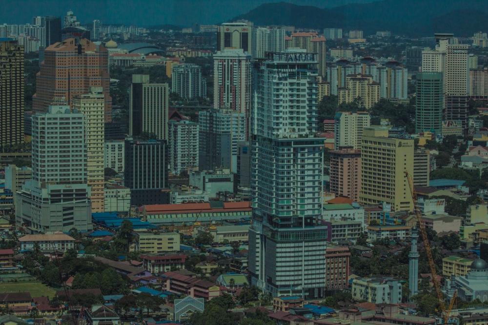 Sea_Of_Buildings_Kuala_Lumpur_Travel_Photographer
