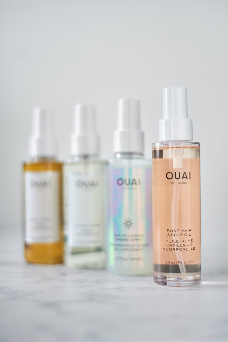 ouai haircare selection